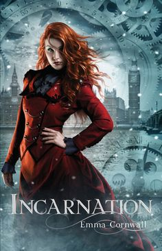 Best Paranormal Steampunk/Historical Cover Nominee - Incarnation by Emma Cornwall - Cover by N/A