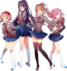 DokiDoki Girls.