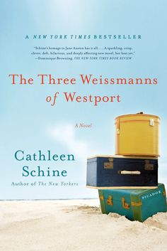 The Three Weissmanns of Westport by Cathleen Schine. I enjoyed the story, but had trouble getting into the book for some reason.