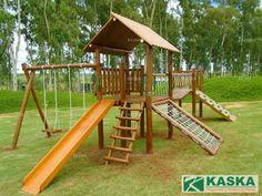 Backyard Swing Sets, Backyard For Kids, Diy Playground, Outdoor Jungle Gym, Cardboard Crafts Kids, Swing Sets For Kids, Play Yard, Kids Play Area, Insta Photo