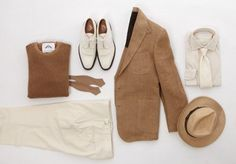 They'll go with anything!  menswearmonday:    #menswear neutrals