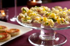 Prawn Salsa Crackers, quick and tasty finger food