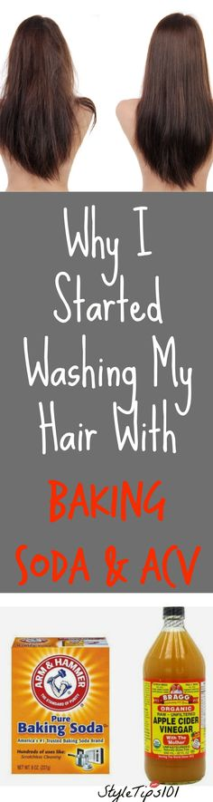 If you're looking to grow your hair, look no further than this hair growth shampoo! This DIY hair growth shampoo is 100% natural, super easy to make, and you most likely already have the ingredients in your pantry. The combination of baking soda and apple cider vinegar will not only clean and de-gunk your hair,… Read More »