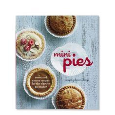 Mini Pies recipe book