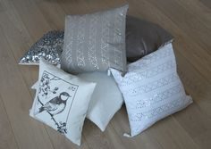 VILLA VON KROGH Villa, Throw Pillows, Bed, Plaid, Home Decor, Gingham, Toss Pillows, Decoration Home, Cushions