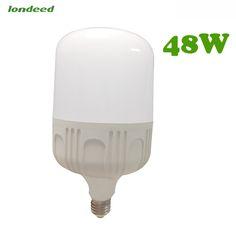 $59.80 (Buy here: https://alitems.com/g/1e8d114494ebda23ff8b16525dc3e8/?i=5&ulp=https%3A%2F%2Fwww.aliexpress.com%2Fitem%2F3pcs-lot-2016-new-high-bright-e27-48W-led-bulb-led-light-warm-white-lampada-led%2F32728457695.html ) 3pcs/lot 2016 new high bright e27 48W led bulb led light warm white lampada led light bulb 220V led bulb light Real Watt B22 for just $59.80