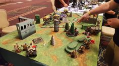The Cranky Old Gamer's LVO Experience and 30k Report | Frontline Gaming