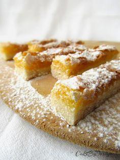 Slatki darovi 1 + recept za Limun štangice ~ Cake by Design