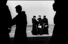 Josef Koudelka POLAND. Kalwaria Zebrzydowska. 1994. Celebration of Holy Week.