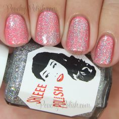 "Shleee Polish ""Diamond Star"" 