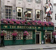 Our favorite London Pub.