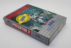 PREDATOR 2   SEGA GAME GEAR
