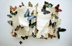 Louise Richardson book art