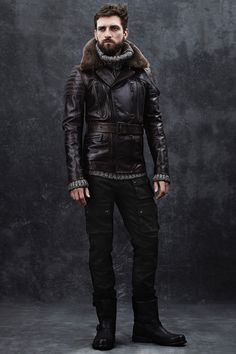 Belstaff | Fall 2014 Menswear Collection | Style.com