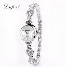 Lvpai Bracelet Watch Para As Mulheres Moda Feminina Imitação de Diamante Relógio de Pulso de Quartzo-relógio Feminino Relógios Para As Mulheres Relógio Feminino(China (Mainland))