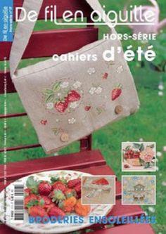 Gallery.ru / Фото #1 - DFEA HS 17 Cahiers dete - Olechka54