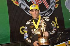 Tony Schumacher Gets the Wally in Sin City