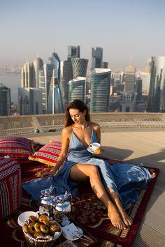 A Magical Escape in Qatar at the Shangri-La, Doha