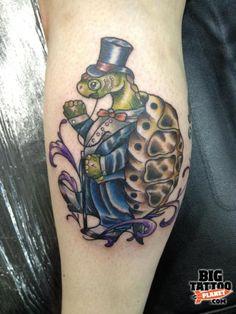 Becky Lowe - Colour Tattoo | Big Tattoo Planet