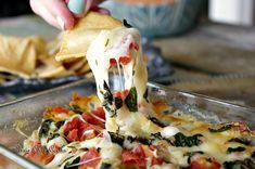 Caprese Dip | Dixie Chik Cooks