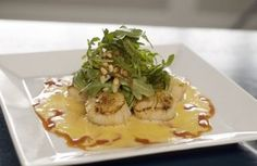 Restaurant WOX, mouth-watering dishes