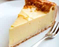 Cheesecake au chocolat blanc (facile, rapide) - Une recette CuisineAZ