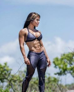 Women Fitness Models