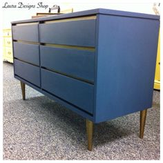 MidCentury Modern Dresser/Buffet Server  by LauraDesignsShop, $299.00