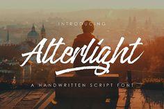 Alterlight - Free Font