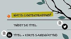 Contentmapping: in 5 stappen grip op je online zichtbaarheid