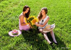 #Sonnenblumen im #Spreewald www.hotel-stern-werben.de