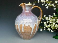 Flower Vase Pitcher