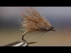 Caribou Caddis - YouTube
