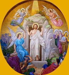 Alleluia! Alleluia! Alleluia! Christ, the Day, is Risen!