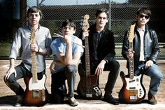 """THE STRANGE BOYS are an American rock 'n' roll band based in Austin, Texas. Their music incorporates stylistic elements of garage rock, punk, R and country music.   Listen to: """"Be Brave"""""""