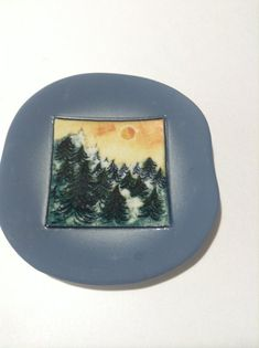 Collectors or perfect giftGreat vintage condition some wear please refer to photosItems have not been cleaned or altered Measures Ceramic Plates, Beautiful Earrings, The Collector, Finland, Ceramics, Nature, Gifts, Etsy, Vintage