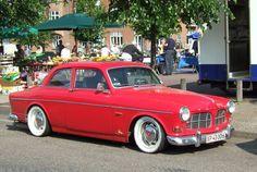 Volvo Amazon - Red Custom Car