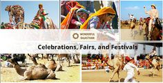 Rajasthan Tourism through Celebrations, Fairs, and Festivals – The Rustic Fascination  #WonderfulRajasthan #RajasthanTourism