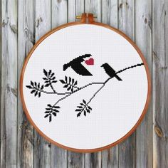 Funny & Cute - Ritacuna Funny Cross Stitch Patterns, Cross Stitch Art, Counted Cross Stitch Kits, Cross Stitch Designs, Love Silhouette, Everything Cross Stitch, Gifts For Friends, Print Patterns, Handmade Gifts