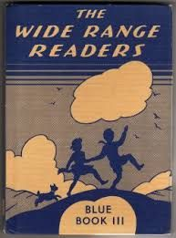 We had the Wide Range Readers at primary school. You were allowed to go on to these once you finished the mind-numbingly pointless Janet and John...