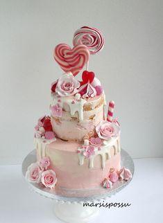 Marsispossu: Karkkikakku, Candy cake