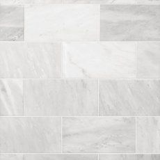 tuscany antique carrara marble tile in