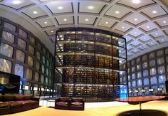 Beinecke Library 6 by joevare, via Flickr