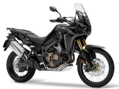 2016 Honda Africa Twin CRF1000L Black - Review of Specs / Features - Adventure Motorcycle