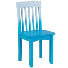 KidKraft 16638 Avalon Chair - Turquoise Ombre