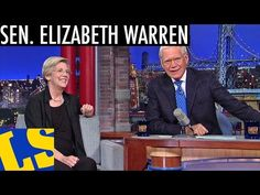 She is my new HERO!   Elizabeth Warren: We are Still Failing to Protect the American People from Banks