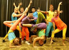 """These amazing acrobats will bring a high level of skill and energy to your conference opening.  Yes, it's the """"Wow"""" factor!"""