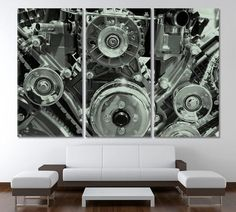 Sport Car Engine Artwork Engine art Engine canvas Engine print Engine poster Muscle car photo Muscle car art Garage Art Engine Wall Art by ArtWog Oversized Wall Art, Jesus Painting, Thing 1, Garage Art, Office Wall Decor, Car Engine, Abstract Canvas, Canvas Art, New Year Gifts