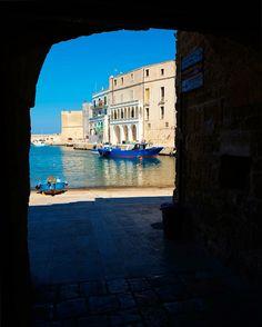 Monopoli - Puglia - Italy http://www.polignanomadeinlove.com