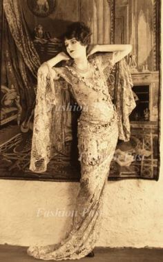 Glamour flapper